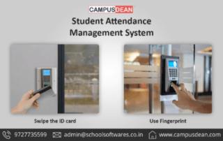 CAMPUSDEAN student attendance management system