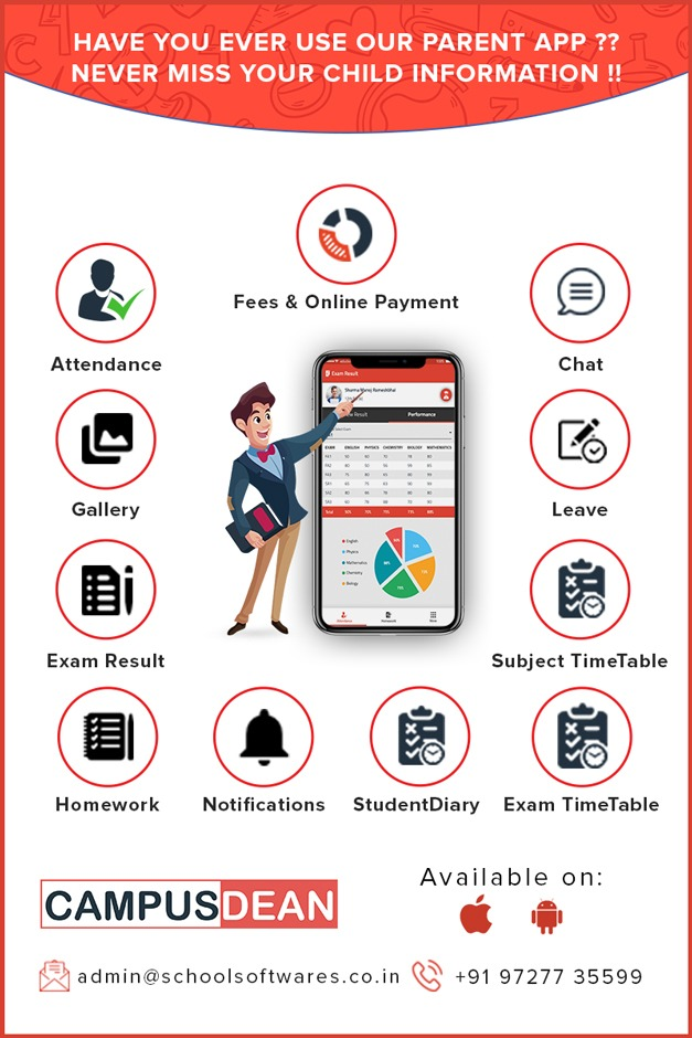 Campusdean Mobile App