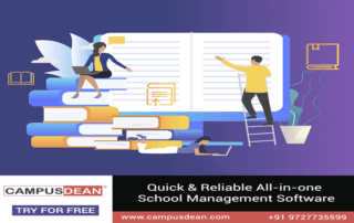 CAMPUSDEAN school management software system