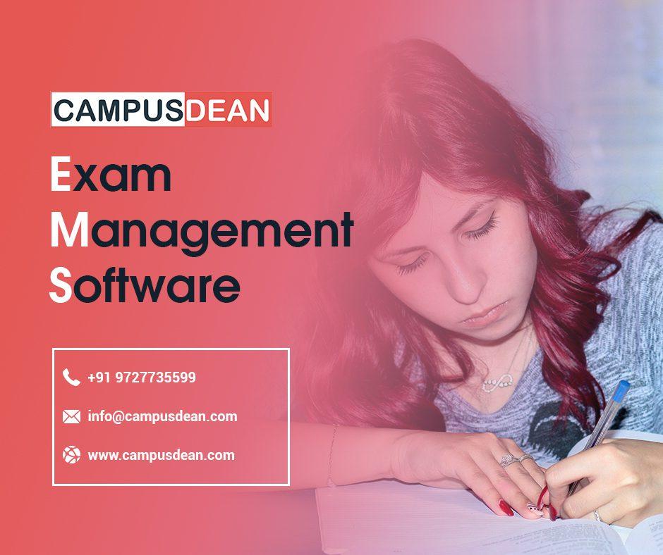 Campusdean Exam Management sOftware