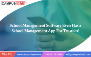 CAMPUSDEAN School Management App
