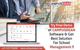 try free online demo of CAMPUSDEAN school software