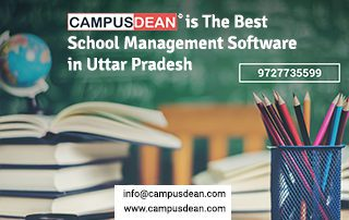CAMPUSDEAN the best school management software in Uttar Pradesh