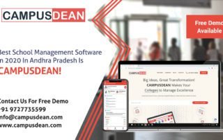 CAMPUSDEAN best school management software in 2020