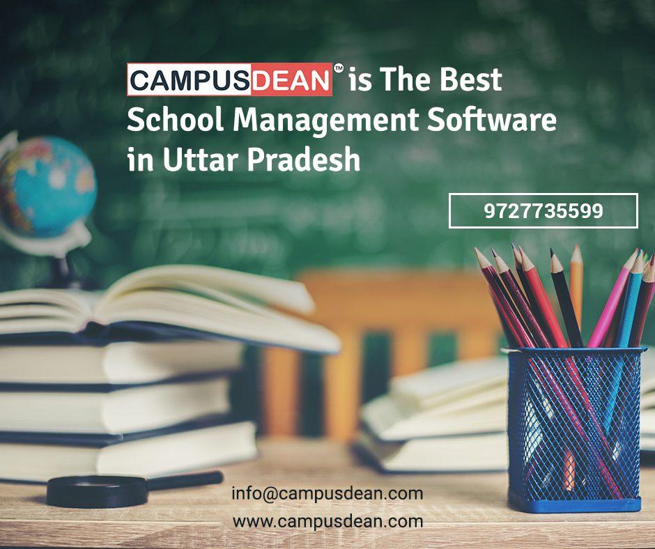 Best School Management Software in Uttar Pradesh