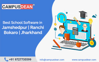 CAMPUSDEAN school software in Jamshedpur, ranchi, bokaro, jharkhand