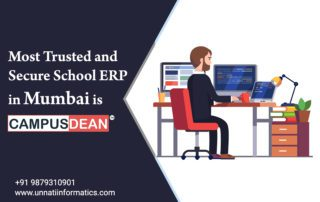 CAMPUSDEAN is the most trusted and secure school erp in mumbai