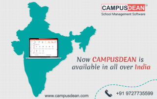 CAMPUSDEAN is available in all over India