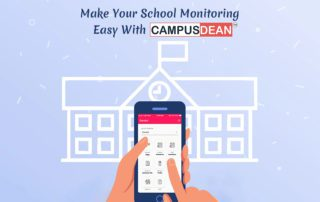 CAMPUSDEAN school management system application