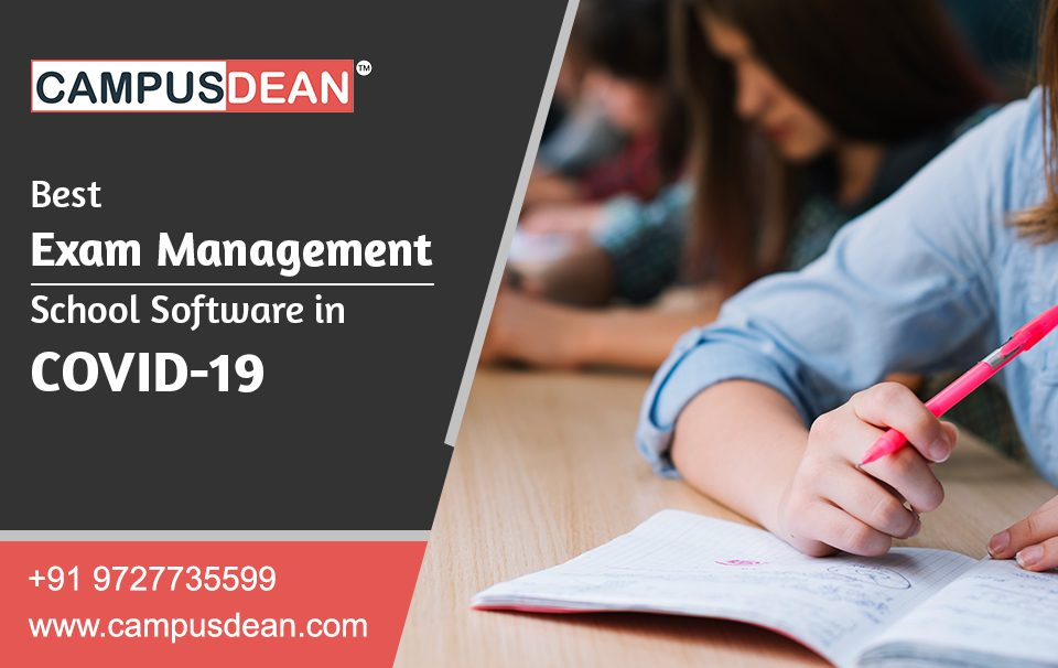 Exam Management School Software
