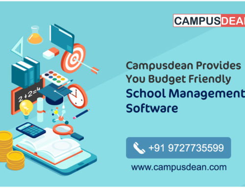 Campusdean Provides You Budget Friendly School Management Software